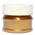 Порошок металлик яркое золото для патинирования и затирки кракелюр, 15 гр, Daily ART