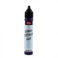 Гель с эффектом стекла Viva-Glaseffekt-Gel, цвет 501 ежевика, 25 мл