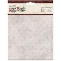 Веллум, пергаментная бумага для скрапбукинга Madame Payraud, 10 листов, Papermania