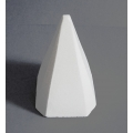 """Заготовка из пенопласта """"Пирамида"""" 12 см, Glorex (Швейцария)"""