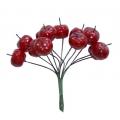 Декоративный букетик Яблочки красные Hobby&You