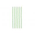 Полужемчужинки зеленые на клеевой основе, 125 шт., ScrapBerry's