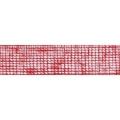 Лента из джута, цвет красный, 50 мм, 2 м, Knorr prandell (Германия)