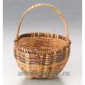 Корзинка миниатюрная плетеная из прутьев ротанга, 4х5 см, Knorr Prandell (Германия)