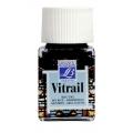 Краска по стеклу Vitrail Lefranc Bourgeois 028, небесно-голубой, 50 мл