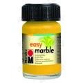 Краска для марморирования Easy Marble Marabu 021 желтый, 15мл