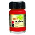 Краска для марморирования Easy Marble Marabu 031 вишневый, 15мл