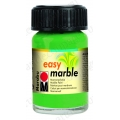 Краска для марморирования Easy Marble Marabu 062 светло-зеленый, 15мл