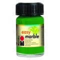 Краска для марморирования Easy Marble Marabu 067 зеленый, 15мл