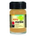 Краска для марморирования Easy Marble Marabu 084 золотой, 15мл