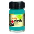 Краска для марморирования Easy Marble Marabu 098 бирюзовый, 15мл