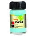 Краска для марморирования Easy Marble Marabu 297 аквамарин, 15мл