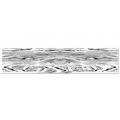 """Штамп резиновый на резиновой основе WTKCC52 """"Эффект дерева"""", 3,5х14,5 см, Stamperia"""