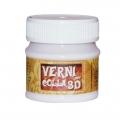 """Лак-клей для 3D декупажа """"Verni colla 3D"""", Stamperia (Италия), 50 мл"""
