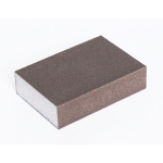 Абразивная губка для шлифовки №180, 7,8х9,8х2,5 см