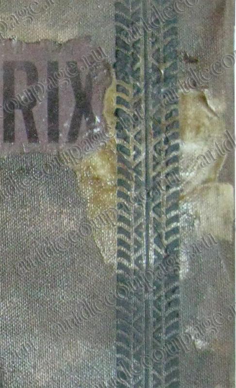 Паста с эффектом резины Effetto Gomma для декора