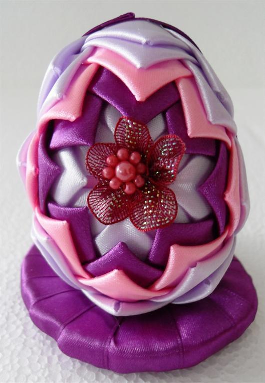 Заготовки из пенопаста для творчества, заготовка яйцо пасхальное, 10 см, купить