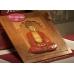 Бумага для 3D декупажа Девочка с бантиком 12х20 см, 300 г/м2, Stamperia