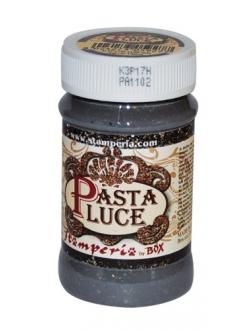 Паста для создания эффекта объемного мерцания Pasta Luce  Серебряные хлопья, 100 мл, Stamperia