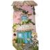 Декоративные элементы Миниатюрные кашпо, глина, 2-5 см, 6 шт, Stamperia