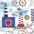 """Салфетка для декупажа """"Морской бриз"""", 33х33 см, Голландия"""