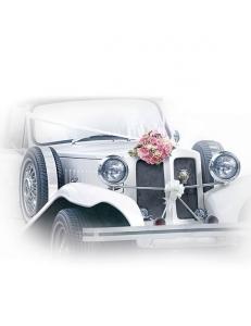 """Салфетка для декупажа """"Свадебная машина"""", 33х33 см, Голландия"""