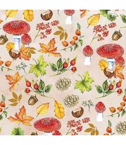 "Салфетка для декупажа ""Осенние дары"", 33х33 см, Голландия"