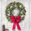 """Салфетка для декупажа """"Рождественский венок"""", 33х33 см, Ambiente (Голландия)"""