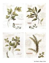Декупажная карта А3 Herb 4, Base of Art (Россия)