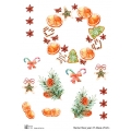 Декупажная карта А4 New year 27, Base of Art new (Россия)