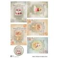 Декупажная карта А3 Sweets 30, Base of Art new (Россия)