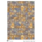 Декупажная карта А3 Texture Tile 4, Base of Art (Россия)
