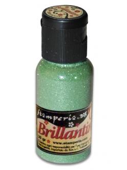 Микроблестки, цвет №12 зеленый, Stamperia, 20гр