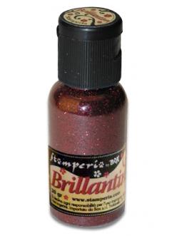 Микроблестки, цвет №19 насыщенный красный, Stamperia, 20гр