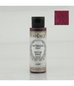 Краска акриловая для состаривания Antiquing Colors, цвет вишня 70мл, Cadence