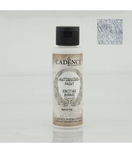 Краска акриловая для состаривания Antiquing Colors, цвет белый 70мл, Cadence
