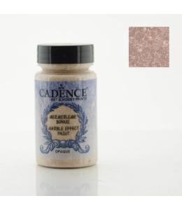 Краска с эффектом мрамора Marble Effect 016 кофе с молоком, 90мл, Cadence