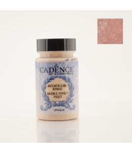 Краска с эффектом мрамора Marble Effect 021 темный лосось, 90мл, Cadence