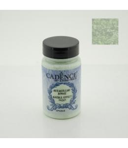 Краска с эффектом мрамора Marble Effect 025 светло зеленый, 90мл, Cadence