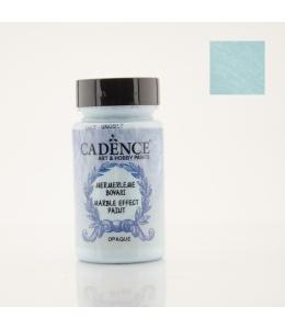 Краска с эффектом мрамора Marble Effect 026 светло синий, 90мл, Cadence