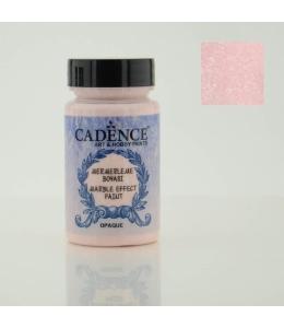 Краска с эффектом мрамора Marble Effect 030 розовый, 90мл, Cadence
