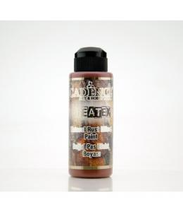 Краска эффект ржавчины Natural Rust Effect paint 120мл, Cadence