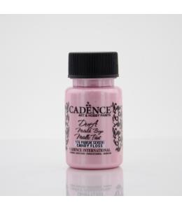 Краска Dora Metallic Paint розовый пион, 50 мл, Cadence