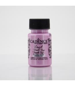 Краска Dora Metallic Paint лиловый, 50 мл, Cadence