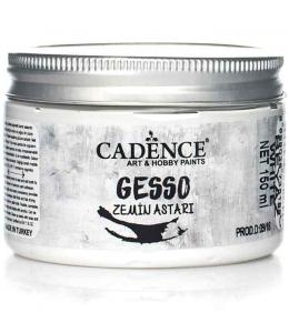 Грунт акриловый Gesso 150 мл, Cadence (Турция)