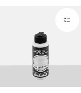 Гибридная акриловая краска Hybrid Acrylic 01 белый, 70 мл, Cadence