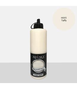 Гибридная акриловая краска Hybrid Acrylic 05 слоновая кость, 500 мл, Cadence