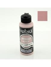 Гибридная акриловая краска Hybrid Acrylic 30 пудровый розовый, 70 мл, Cadence
