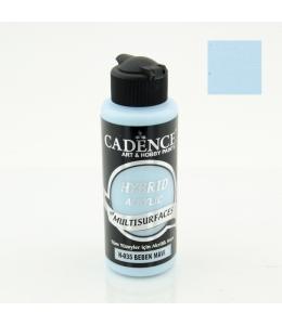 Гибридная акриловая краска Hybrid Acrylic 35 детский голубой, 70 мл, Cadence