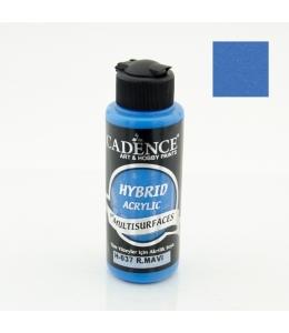 Гибридная акриловая краска Hybrid Acrylic 37 королевский синий, 70 мл, Cadence